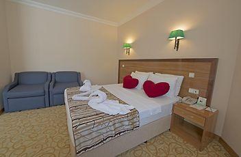 Camera Matrimoniale Per Uso Singolo.Green Nature Resort Spa Marmaris